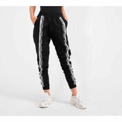 アディダス adidas Originals レディース スウェット・ジャージ ボトムス・パンツ ryv track pant Black/White