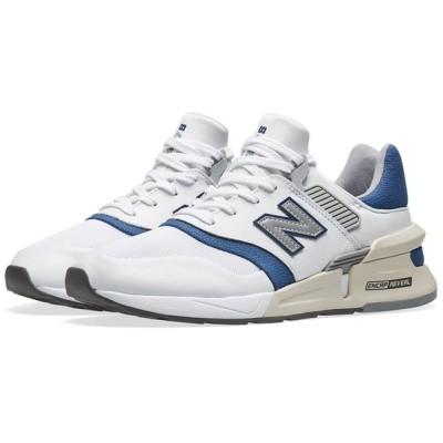 ニューバランス New Balance メンズ スニーカー シューズ・靴 ms997hgd White/Moroccan Tile