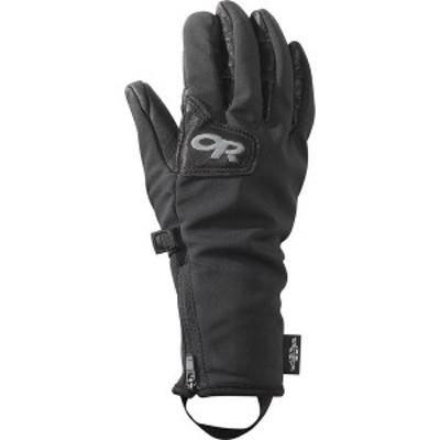 アウトドアリサーチ レディース 手袋 アクセサリー StormTracker Sensor Glove Black