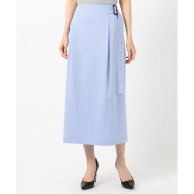 【ICB】 Comfy スカート レディース スカイブルー系 2 ICB