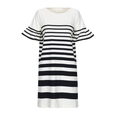 チンティ・アンド・パーカー CHINTI & PARKER ミニワンピース&ドレス アイボリー S コットン 100% ミニワンピース&ドレス
