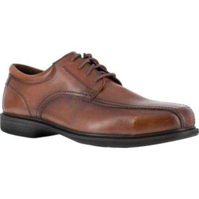 フローシャイム メンズ ドレスシューズ シューズ FS2001 Coronis Lace Up Oxford Brown Leather