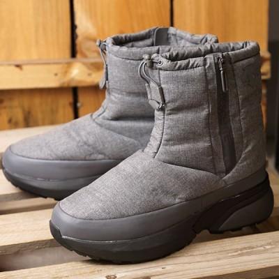 デサント DESCENTE アクティブ ウィンターブーツ ACTIVE WINTER BOOTS DM1QJD10GR FW20 スノーシューズ サイドジップ 防寒 靴 GRY グレー系