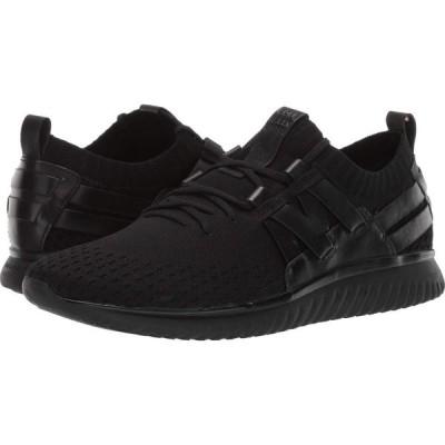 コールハーン Cole Haan メンズ シューズ・靴 Grand Motion Woven Stitchlite Black/Black