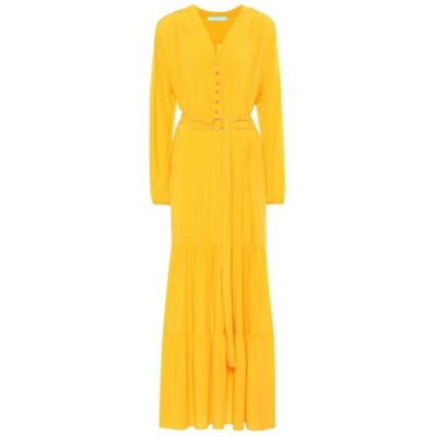 メリッサ オダバッシュ Melissa Odabash レディース ワンピース ワンピース・ドレス sonja twill dress Apricot