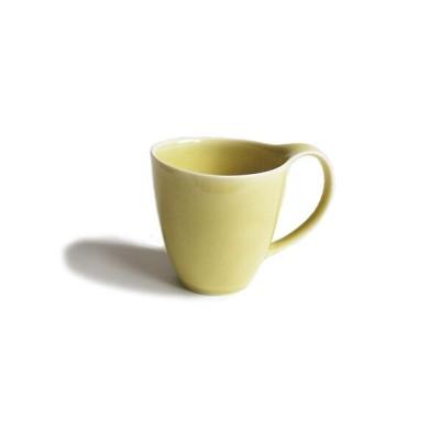 collex/コレックス 【POTPURRI/ポトペリー】Vag Mug マグカップ ヴォーグ イエロー F