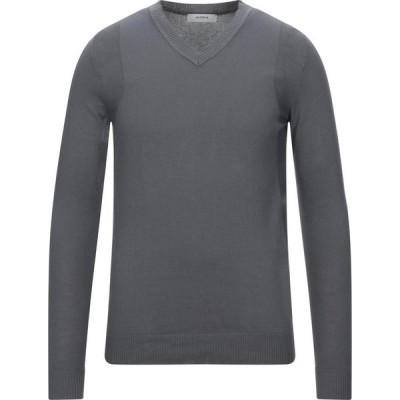 アルファス テューディオ ALPHA STUDIO メンズ ニット・セーター トップス Sweater Lead