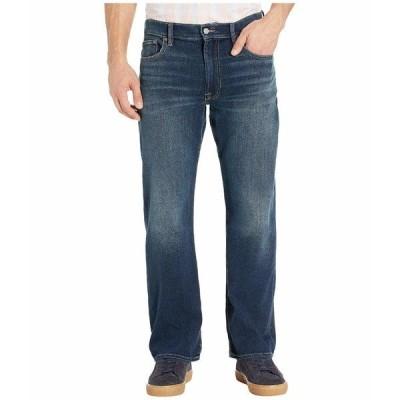 ラッキーブランド デニムパンツ ボトムス メンズ 181 Relaxed Straight Jeans in Balsam Balsam