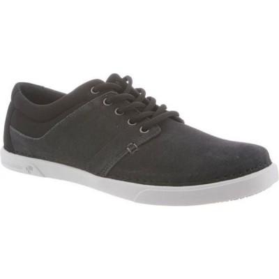 ベアパウ BEARPAW メンズ スニーカー シューズ・靴 Braydon Sneaker CHARCOAL