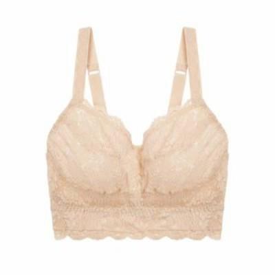コサベラ ブラジャーのみ Never Say Never Curvy Sweetie DD-F stretch-lace soft-cup bra