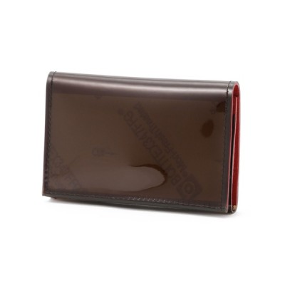 UNCUT BOUND / UNKNOWN PRODUCTS(アンノウンプロダクツ)  Visible Structure Card Holder /UPVSP014 WOMEN 財布/小物 > カードケース