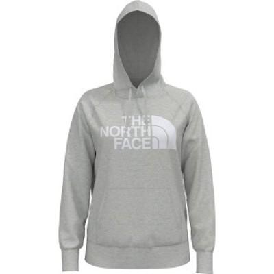 ノースフェイス レディース パーカー・スウェット アウター The North Face Women's Half Dome Pullover Hoodie Tnf Light Grey Heather