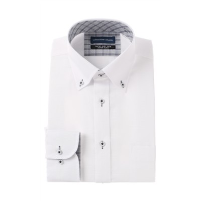 ボタンダウンスタンダードワイシャツ