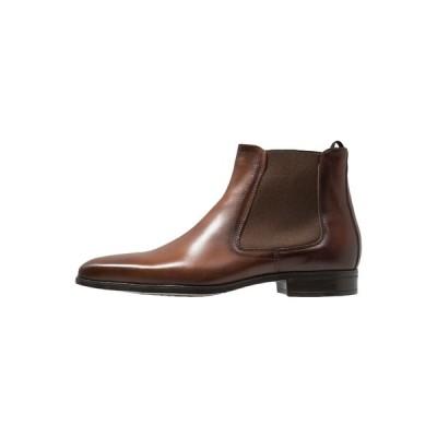 ジョルジオ1958 ブーツ&レインブーツ メンズ シューズ Classic ankle boots - brown