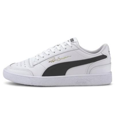 PUMA Men's Ralph Sampson Lo shoes-White 37084611 (2010)