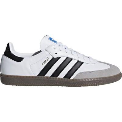 アディダス Adidas メンズ シューズ・靴 samba og shoes White/Black/Clear Granite