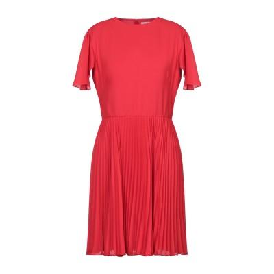 マルベリー MULBERRY ミニワンピース&ドレス レッド 46 ポリエステル 100% ミニワンピース&ドレス