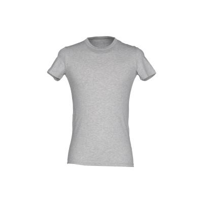 ディースクエアード DSQUARED2 アンダーTシャツ グレー L コットン 92% / ポリウレタン 8% アンダーTシャツ