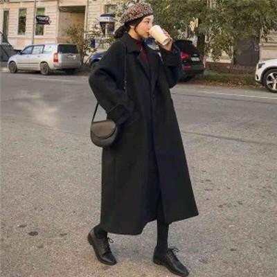 秋冬作 チェスターコート レディース ウール スプリングコート 大きいサイズ メルトン 冬 襟付き 防寒 暖かい チェック柄