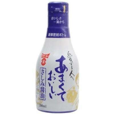 フンドーキン醤油 フンドーキン あまくておいしいさしみ醤油 200ml E496828H