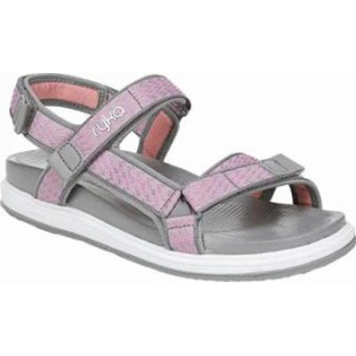 Ryka レディースサンダル Ryka Lapis Active Sandal Cloud Grey