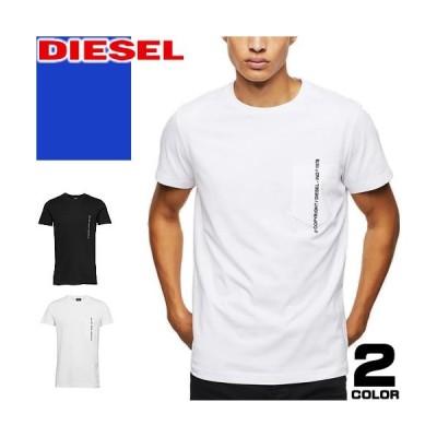 ディーゼル DIESEL パーカー トレーナー S-AGNES-NEW FELPA メンズ プルオーバーパーカー ブランド おしゃれ 大きいサイズ 黒 白 ブラック グレー ホワイト