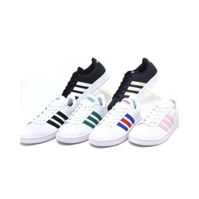アディダス グランドコート ベイス adidas GRANDCOURT BASE レディース スニーカー テニス コート 送料無料