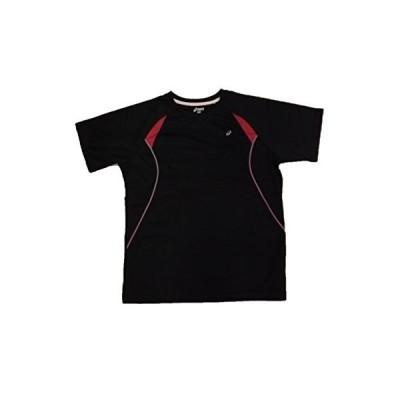 asics アシックス Tシャツ Lサイズ EZT704 90ブラック