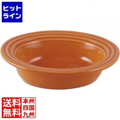 アポーリア オーバルベーキングディッシュ 27cm オレンジ RAP4510