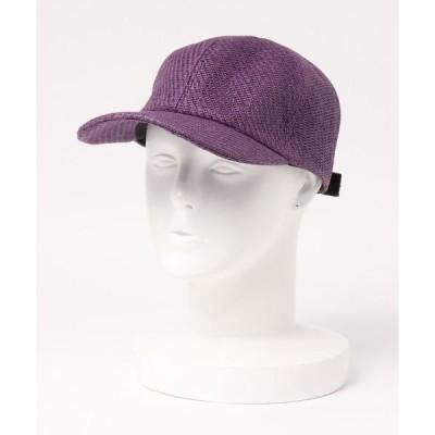 帽子 キャップ 【Ruben】PAPER CAP/ペーパー キャップ