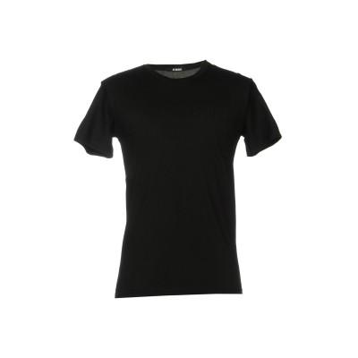 10 MILANO T シャツ ブラック XL コットン 100% T シャツ