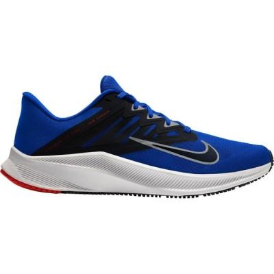 ナイキ Nike メンズ ランニング・ウォーキング シューズ・靴 Quest 3 Running Shoes Blue/Grey/Red