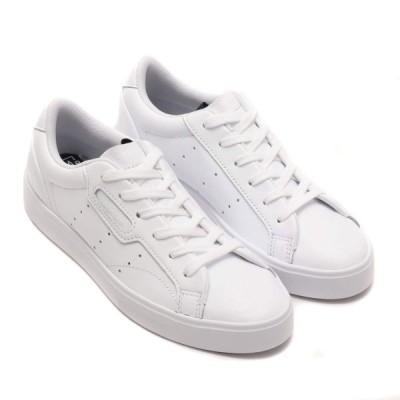 アディダスオリジナルス adidas Originals スニーカー スリーク W (RUNNING WHITE/CRYSTAL WHITE/CORE BLACK) 19SS-I