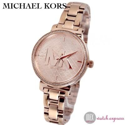 マイケルコース MICHAELKORS 時計 MK4335 レディース 腕時計 ピンクゴールド