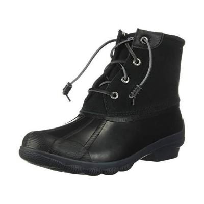 Sperry Women's, Syren Gulf Boots Black 11 M【並行輸入品】
