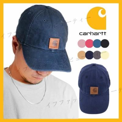 Carhartt カーハート ファッション キャップ 帽子 メイズ レディースキャップ ライブ アメカジ ストリート  男女兼用