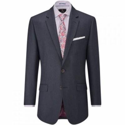 スコープス Skopes メンズ スーツ・ジャケット アウター Chievo Suit Jacket Navy