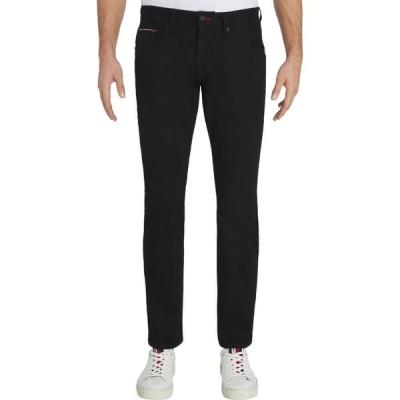 トミー ヒルフィガー Tommy Hilfiger メンズ ジーンズ・デニム ボトムス・パンツ Straight Denton Jeans Black B