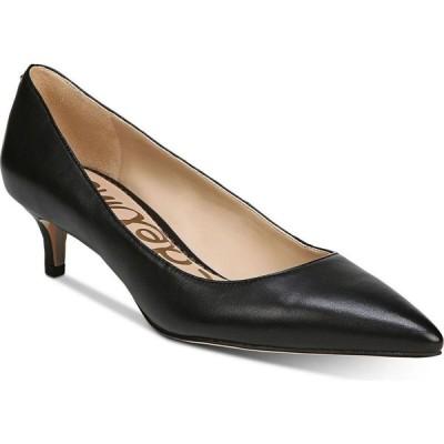 サム エデルマン Sam Edelman レディース パンプス キトゥンヒール シューズ・靴 Dori Kitten Heel Pumps Black Leather