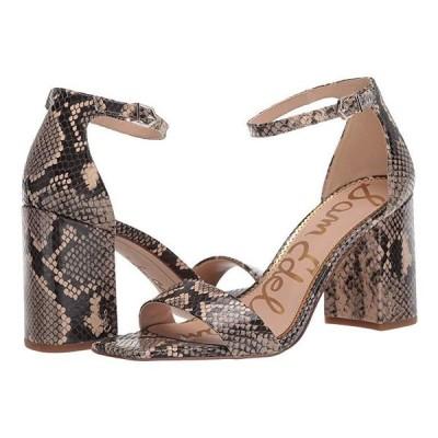 サム エデルマン Daniella レディース ヒール パンプス Desert Multi Exotic Snake Print Leather