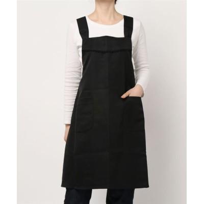 form forma / ブラックエプロン WOMEN 食器/キッチン > エプロン