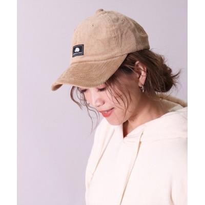 BAYBLO / 【SCANDINAVIAN FOREST】コーデュロイ ベースボール キャップ(251-TTSF472)(EL) WOMEN 帽子 > キャップ