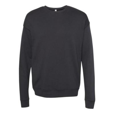 ユニセックス 衣類 トップス 3945 - Unisex Sponge Fleece Drop Shoulder Sweatshirt - BELLA + CANVAS - MF Tシャツ