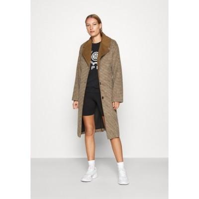 エム バイ エム コート レディース アウター JANASHIA - Classic coat - light brown