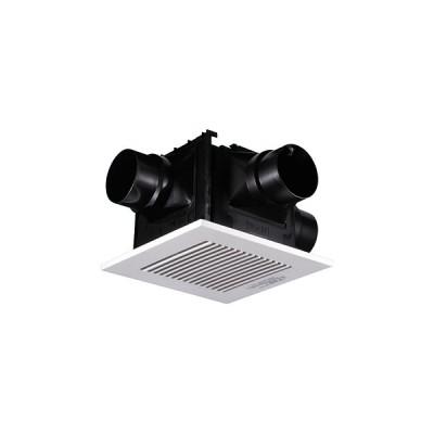 パナソニック 換気扇【FY-24CPTS8】天井埋込形換気扇(樹脂) ルーバーセット 低騒音・大風量形 3室用(吸込グリル付属)