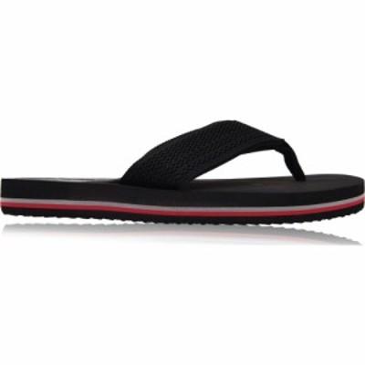 ユーエスポロアッスン US Polo Assn メンズ ビーチサンダル シューズ・靴 US Polo NettunoFFlip Sn02 Black BLK