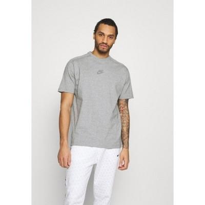 ナイキ Tシャツ メンズ トップス Print T-shirt - grey/heather