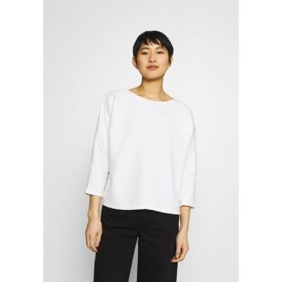 オーパス パーカー・スウェットシャツ レディース アウター GUFI - Sweatshirt - milk