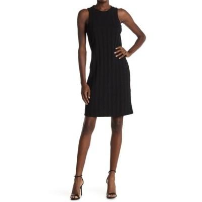 スプレンディット レディース ワンピース トップス Lorelei Ribbed Tank Dress BLACK
