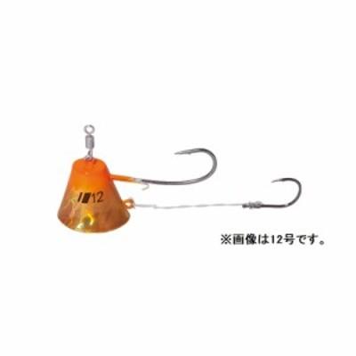 メジャークラフト TM-FT6 鯛乃実富士山てんや 6号 #002 ケイムラオレンジゴールド